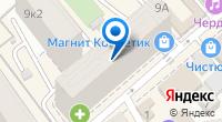 Компания Мэри на карте