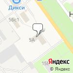Магазин салютов Новосиньково- расположение пункта самовывоза