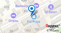 Компания Альмотек на карте