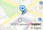 Московский педагогический государственный университет на карте