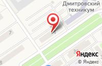 Схема проезда до компании АПТЕКА № 334 в Дмитрове