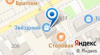 Компания Солист на карте
