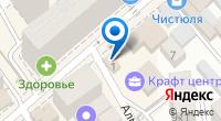 Компания Ева на карте