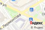 Схема проезда до компании Роспечать в Анапе