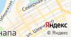 Гвардия на карте