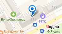 Компания Гвардия на карте