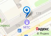 Салон-магазин итальянских тканей на карте