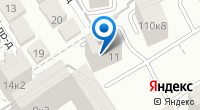 Компания охранная организация вымпел-д на карте
