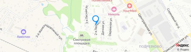 улица Лесная 2-я