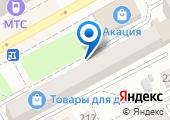 Краснодарская лаборатория судебной экспертизы, ФБУ на карте