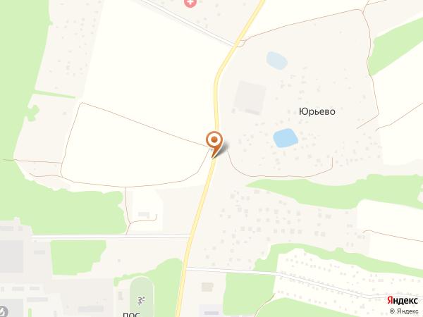 Остановка Юрьево (Московская область)