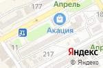 Схема проезда до компании Анапакурортпроект, ЗАО в Анапе