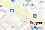 Схема проезда до компании Магазин горящих путевок в Анапе