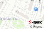 Схема проезда до компании Комфорт Сити в Москве