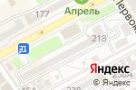 Схема проезда до компании Обойный рай в Анапе