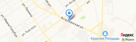 Техно-Гео на карте Анапы