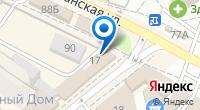 Компания Цветочный магазин на Астраханской на карте