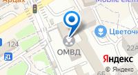 Компания Отдел МВД России по городу-курорту Анапа на карте