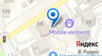 Компания Росзайм на карте