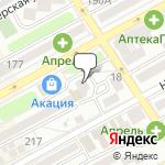 Магазин салютов Анапа- расположение пункта самовывоза