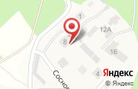 Схема проезда до компании Ромашковская участковая больница в Ромашково