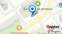 Компания Цветочный магазин на ул. Ленина на карте