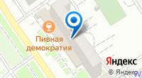 Компания Интер на карте