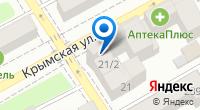 Компания Спортивно-оздоровительный центр Бубновского на карте