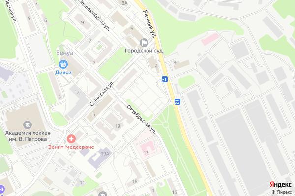 Ремонт телевизоров Город Красногорск на яндекс карте