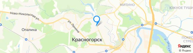 город Красногорск
