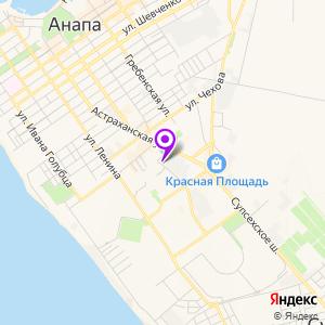 Альфа-МРТ на карте