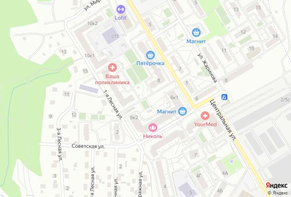 купить квартиру в ЖК Подрезково