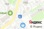 Схема проезда до компании Агрокомплекс в Анапе