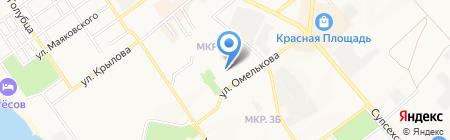 Федерация спортивного ушу Анапы на карте Анапы