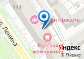 Русская жемчужина на карте