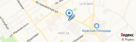 ТРИ ДЕВЯТКИ на карте Анапы