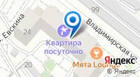 Компания Крымский вал, ТСЖ на карте