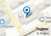 Мировые судьи Анапского района на карте