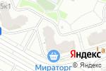 Схема проезда до компании Переделкино Ближнее в Москве