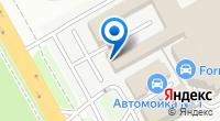 Компания Ателье Колёс на карте