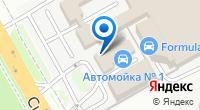 Компания Автомойка №1 на карте
