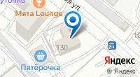Компания Управление Пенсионного фонда РФ в городе-курорте Анапе Краснодарского края на карте