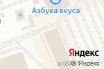 Схема проезда до компании Инлавка в Москве