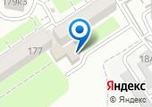 Анапа-Регион на карте