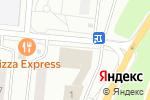 Схема проезда до компании Нежность в Москве