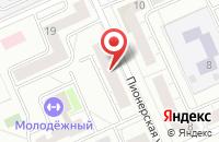 Схема проезда до компании Телекомпания Воентв в Красногорске