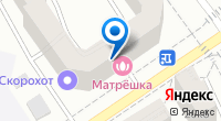 Компания Синдбад на карте