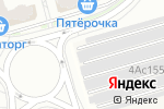 Схема проезда до компании Volvoexpert в Москве