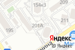 Схема проезда до компании Околица в Анапе