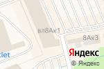 Схема проезда до компании Kid Rocks в Лапшинке